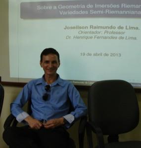 Joseilson Raimundo de Lima